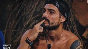 Imagen de Fabio en 'Supervivientes'