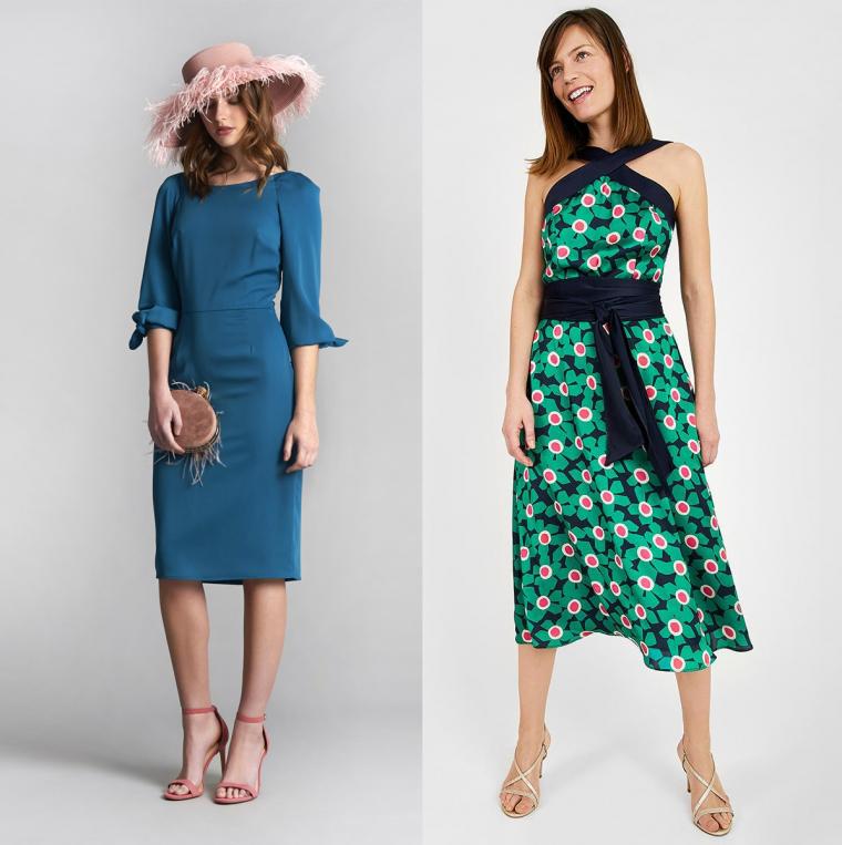 vendible grandes variedades colores y llamativos 10 vestidos de El Corte Inglés para comprar ahora y lucir ...