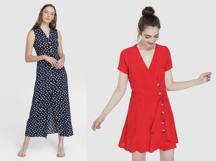 comprar baratas calidad y cantidad asegurada precio limitado 10 vestidos de El Corte Inglés para comprar ahora y lucir ...