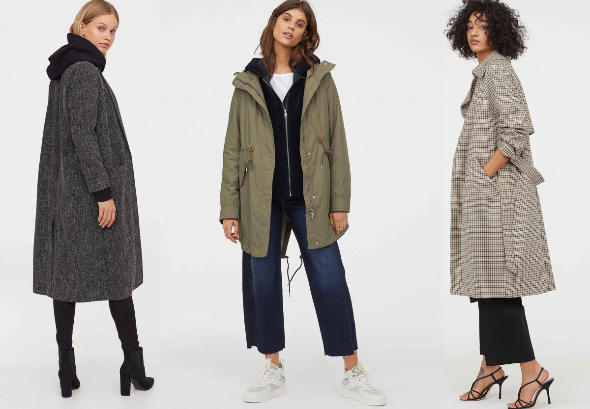 lo último b86ff 8844e Los esenciales de la colección H&M Premamá: tendencias y ...