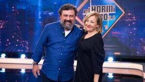 Imagen de Paco Tous y Carmen Machi en 'El Hormiguero'