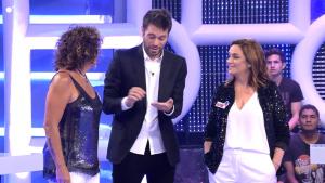 Rosana y Toñi Moreno junto a Dani Martínez en 'El concurso del año'