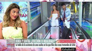 Adriana Dorronsoro en 'El programa del verano'