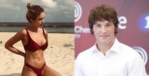 Jordi Cruz ha comenzado una nueva relación con Rebecca Lima