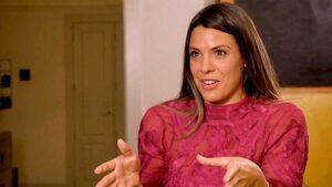 Laura Matamoros en 'Ven a cenar conmigo: Gourmet Edition'