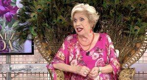 María Jiménez habló de su grave problema de salud en 'Sábado Deluxe'