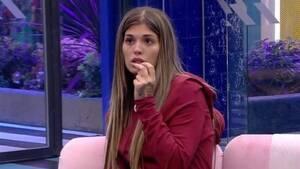 Nuria Martínez tuvo una reacción alérgica