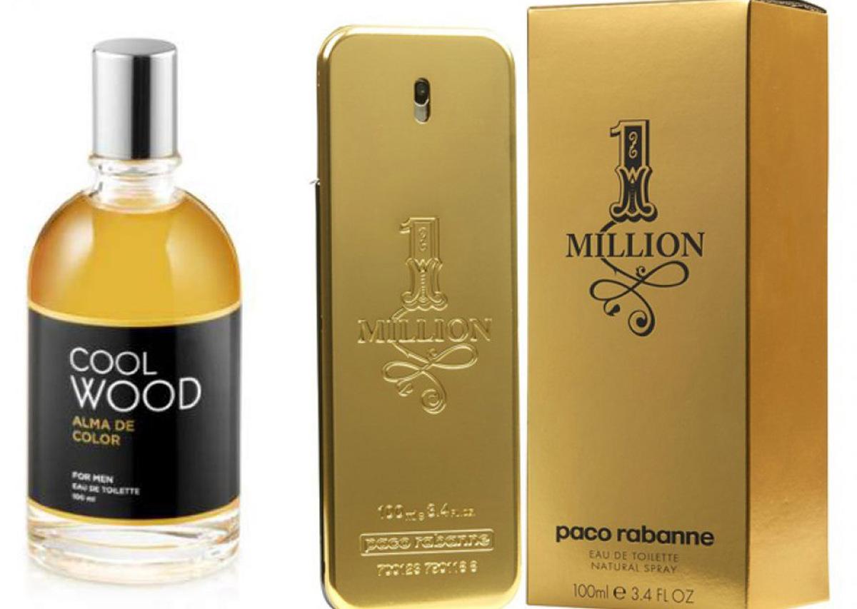 mejor imitacion perfume 1 millon