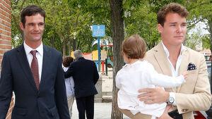 José Bono Jr. y su futuro marido, Aitor Gómez