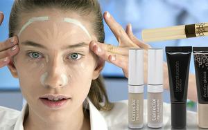 Imagen de la variedad de correctores de maquillaje Deliplus