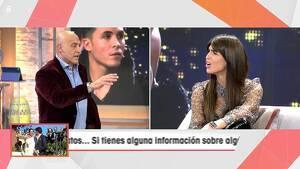 Kiko Matamoros y Sofía Suescun han protagonizado una discusión