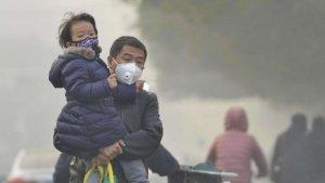 China es uno de los países del mundo con más contaminación