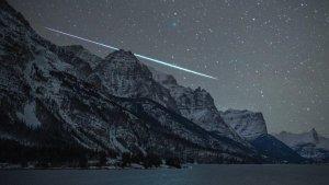 El cometa 46P-Wirtanen se acerca a la Tierra cada 5 años
