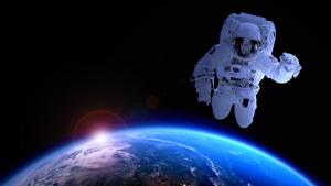 La joven española estuvo dirigiendo un ficticio viaje a Marte, preparación previa de una misión espacial