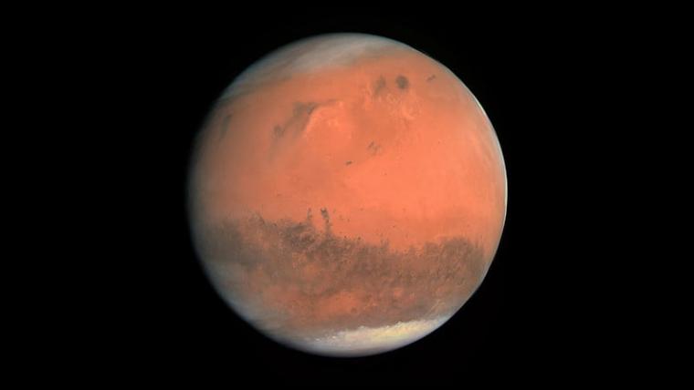 El hombre lleva mucho tiempo queriendo llegar a Marte
