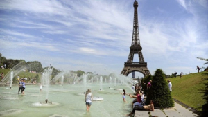 El verano podría ser más caluroso y seco de lo habitual en los países centroeuropeos