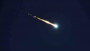 Entre el lunes y el martes, muchas personas presenciaron 2 meteoritos entrar en la atmósfera, en Argentina y Uruguay