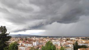 Las tormentas fuertes, quizás con granizo, volverán a recorrer muchas zonas del norte y este el viernes