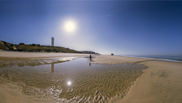 El tiempo de verano es protagonista este fin de semana en amplias zonas del tercio sur