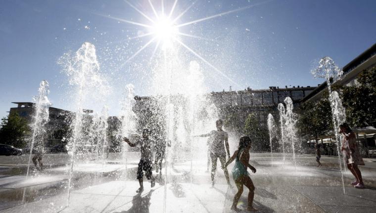 El miércoles las temperaturas muy elevadas y caniculares serán más extensas