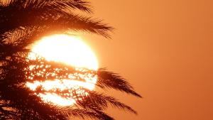 El sol y el calor seguirán siendo los protagonistas