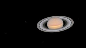 Saturno pasará relativamente cerca y visible a la Tierra este martes 9 de julio