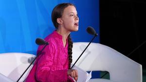 Discurso tajante de Greta Thunberg en la ONU