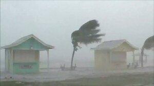 El impacto del fuerte huracán en Bahamas