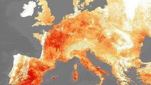 Europa se calienta más rápido de lo pronosticado