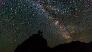 Este lunes noche y la madrugada del martes se podrían ver las orionidas