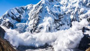 Aemet ha activado un aviso de riesgo de aludes en los Picos de Europa