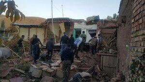 El terremoto ha dejado varios muertos y centenares de heridos en el noroeste de Irán