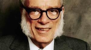 El pensamiento de Isaac Asimov está lleno de ideas inspiradoras