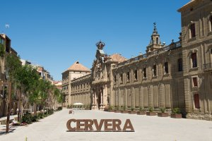 La històrica Universitat de Cervera