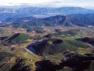 El Parc Natural de la Zona Volcànica de la Garrotxa