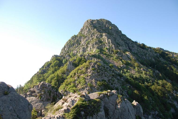 Les Agudes, al Parc Natural del Montseny
