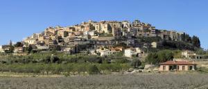Conjunt patrimonial d'Horta de Sant Joan, a la Terra Alta