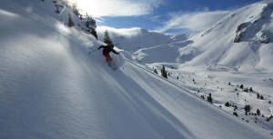 Esquí a l'Alta Ribagorça