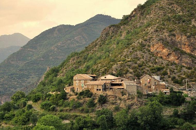 Paisatge de l'Alta Ribagorça
