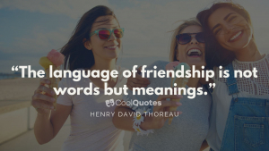 Friend Picture Quotes