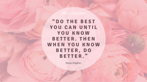 Maya Angelou Picture Quotes