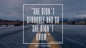 Struggle picture quotes