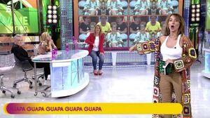 María Patiño estalla en 'Sálvame' y amenaza con abandonar el programa