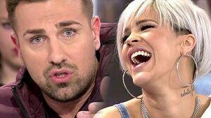 'Sálvame' deja incomunicados a Rafa Mora e Ylenia Padilla