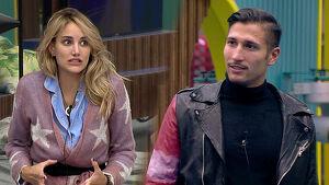 Alba Carrillo rompe todos los deseos de Gianmarco con ella