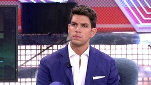 Diego Matamoros habla del paso de Estela Grande por 'Gran Hermano VIP'
