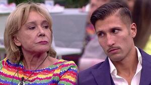 Mila Ximénez y Gianmarco, enfrentados en 'Gran Hermano VIP'