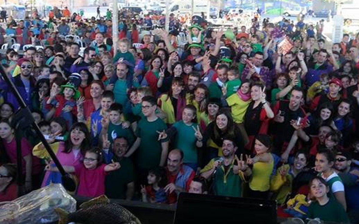 El barri de Pardinyes s'engalana per rebre un any més la seva Festa Major