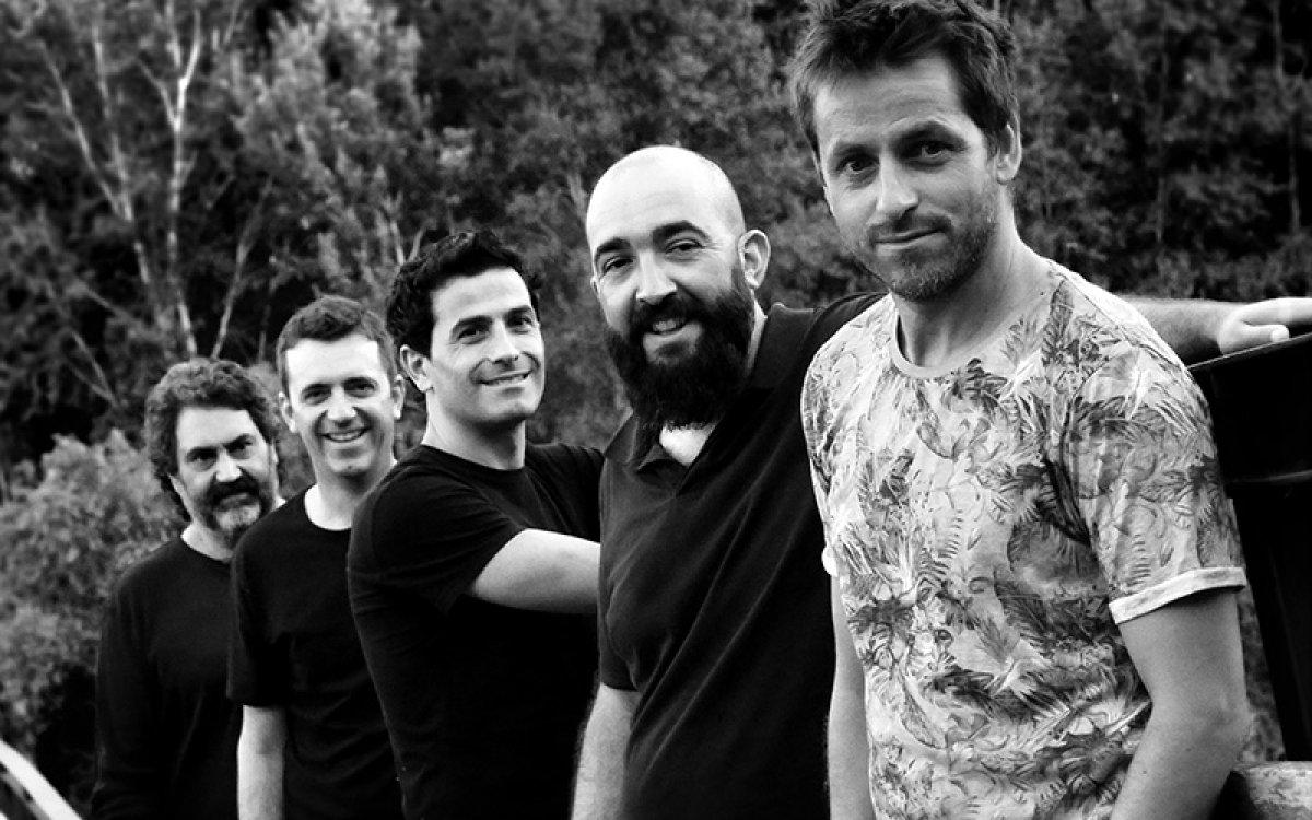 El grup de pop lleidat enzel presenta a les borges for El tiempo les borges blanques