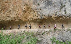 Alcaldes de la zona acorden millorar la regulació dels accessos i visites a l'entorn del congost de Mont-rebei
